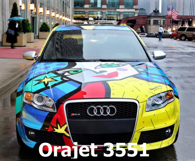 Orajet Digital Printing Media